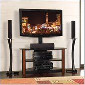 Bello Triple Play Universal Flat Panel TV Stand with Swivel TV Mount
