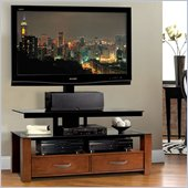 Bello Triple Play Universal Flat Panel Audio/Video System with Swivel TV Mounting