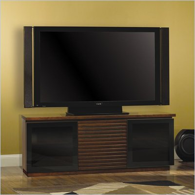 Bello ProBello Contemporary 65 Wide Espresso Finish Wood Audio/Video Cabinet