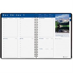 House of Doolittle Earthscapes Weekly Planner