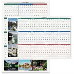 House of Doolittle Earthscapes Reversible Wall Calendar