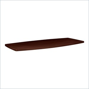 Basyx Boat Shaped Conference Table Top