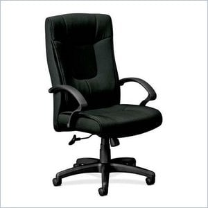 Basyx VL441 High Back Executive Arm Chair