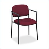 Basyx Leg Base Guest Chair with Arms