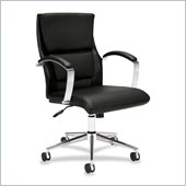 Basyx VL106 Executive Mid-Back Chair
