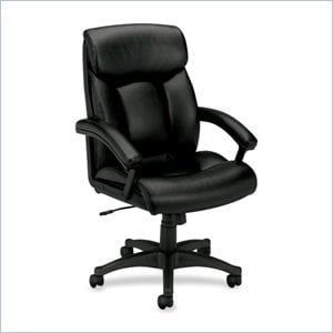 Basyx VL151 High Back Loop Arm Executive Chair