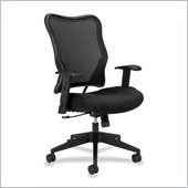 Basyx VL702 Mesh High-Back Work Chair