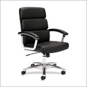 Basyx Executive Adjustable Height Work Chair