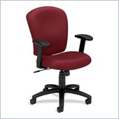 Basyx VL220 Mid Back Task Chair