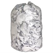 Genuine Joe Super Hexene Clear Trash Can Liner