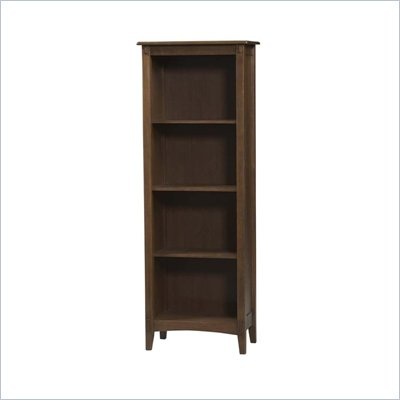 Linon Mission Bookcase Pine