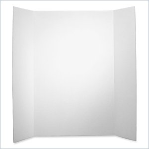 Elmer's Single Ply Display Board
