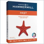 Hammermill Bright White Inkjet Paper