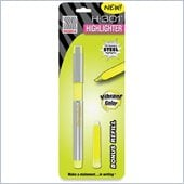 Zebra Pen H-301 76051 Stainless Steel Highlighter