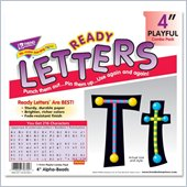 Trend Ready Letters Alpha-Beads