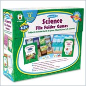 Carson-Dellosa Science File Folder Game