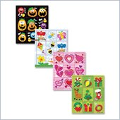 Carson-Dellosa Holiday Treasure Sticker Set