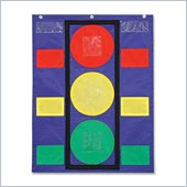 Carson-Dellosa Stoplight Pocket Chart