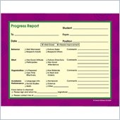 Carson-Dellosa Progress Report Booklet
