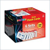 Spectrum Math Flash Card