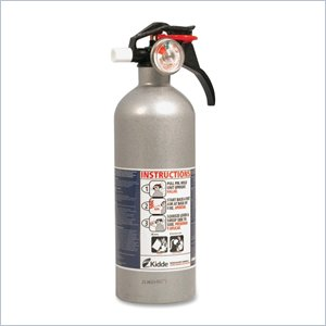 Kidde Auto Fire Extinguisher