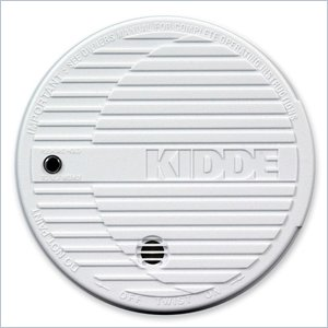 Kidde Battery Powered Fire Smoke Alarm