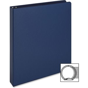 Business Source Vinyl Ring Binder