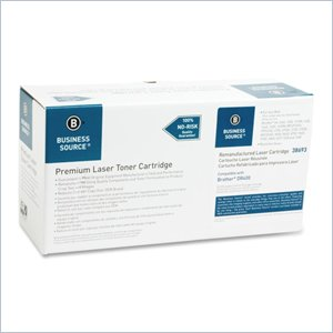 Business Source Remanufactured Brother Replacement Cartridges DR400 Toner Cartridge