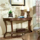 Magnussen Aidan Demilune Sofa Table