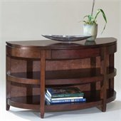 Magnussen Brunswick Demilune Sofa Table
