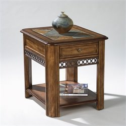 Magnussen Madison Storage End Table