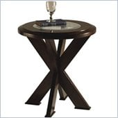 Magnussen Roxboro Tables Round End Table