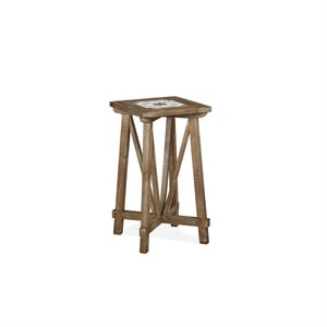 Magnussen T4597 Bluff Heights Square End Table