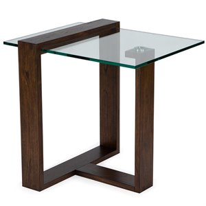 Magnussen T4527 Bristow Rectangular End Table