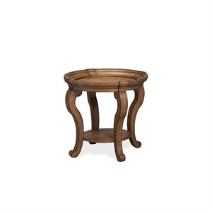 Magnussen T4712 Isabella Oval End Table