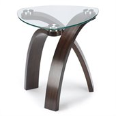 Magnussen Allure Oval End Table