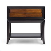 Magnussen Urban Safari Wood Leg Nightstand