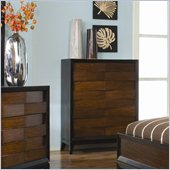 Magnussen Urban Safari Wood 4 Drawer Chest