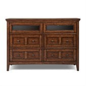 Magnussen Harrison Wood Media Chest