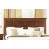 Magnussen Harrison Wood King Panel Bed Headboard