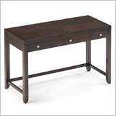 Magnussen Scarborough Wood Rectangular Sofa Table Desk in Chestnut