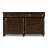 Magnussen Belcourt Wood 9 Drawer Dresser