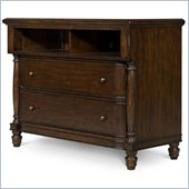 Magnussen Belcourt Wood Media Chest 