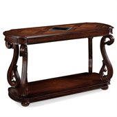 Magnussen Harcourt Wood Rectangular Sofa Table 