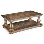 Magnussen Densbury Wood Rectangular Cocktail Table 