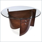 Magnussen Contour Round Cocktail Table