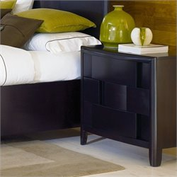 Magnussen Nova 3 Drawer Nightstand in Espresso Finish