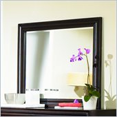Magnussen Meridian Wood Landscape Mirror