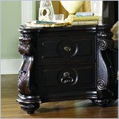 Magnussen Vellasca Wood 2 Drawer Nightstand