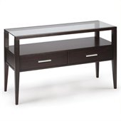 Magnussen Baker Wood Sofa Table
